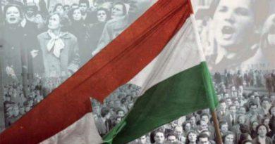 Meghívó az 1956-os forradalom és szabadságharc 61.évfordulója alkalmából rendezett ünnepi megemlékezésre