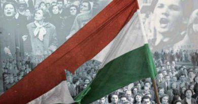 1956. október 23. ünnepi megemlékezés