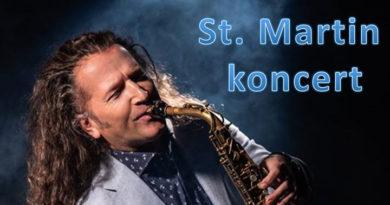 St. Martin koncert 12.16.