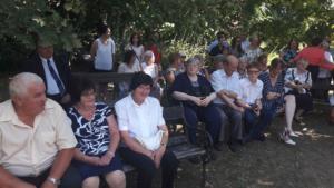 Augusztus 20-i ünnepség és Ostoros története c. könyv bemutatója